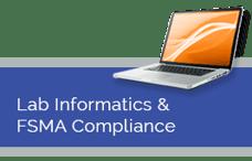 Lab Informatics & FSMA Compliance