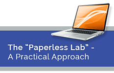 """The """"Paperless Lab"""" - A Practical Approach"""