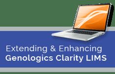 Extending & Enhancing Genologics Clarity LIMS